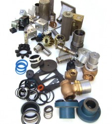 Leather Machine Spares